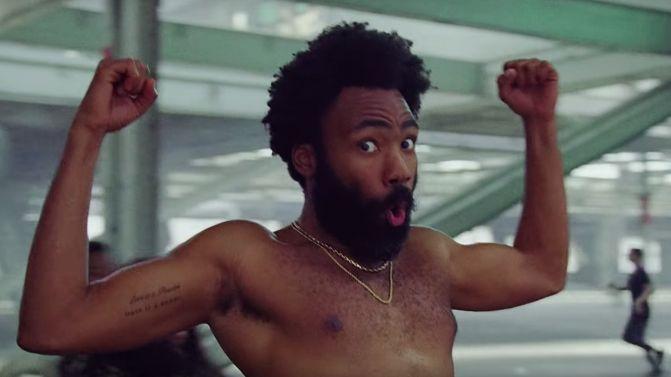 עסקת חייו /// שמרית דהן על הסינגל (והקליפ) החדש של צ'יילדיש גאמבינו – This Is America