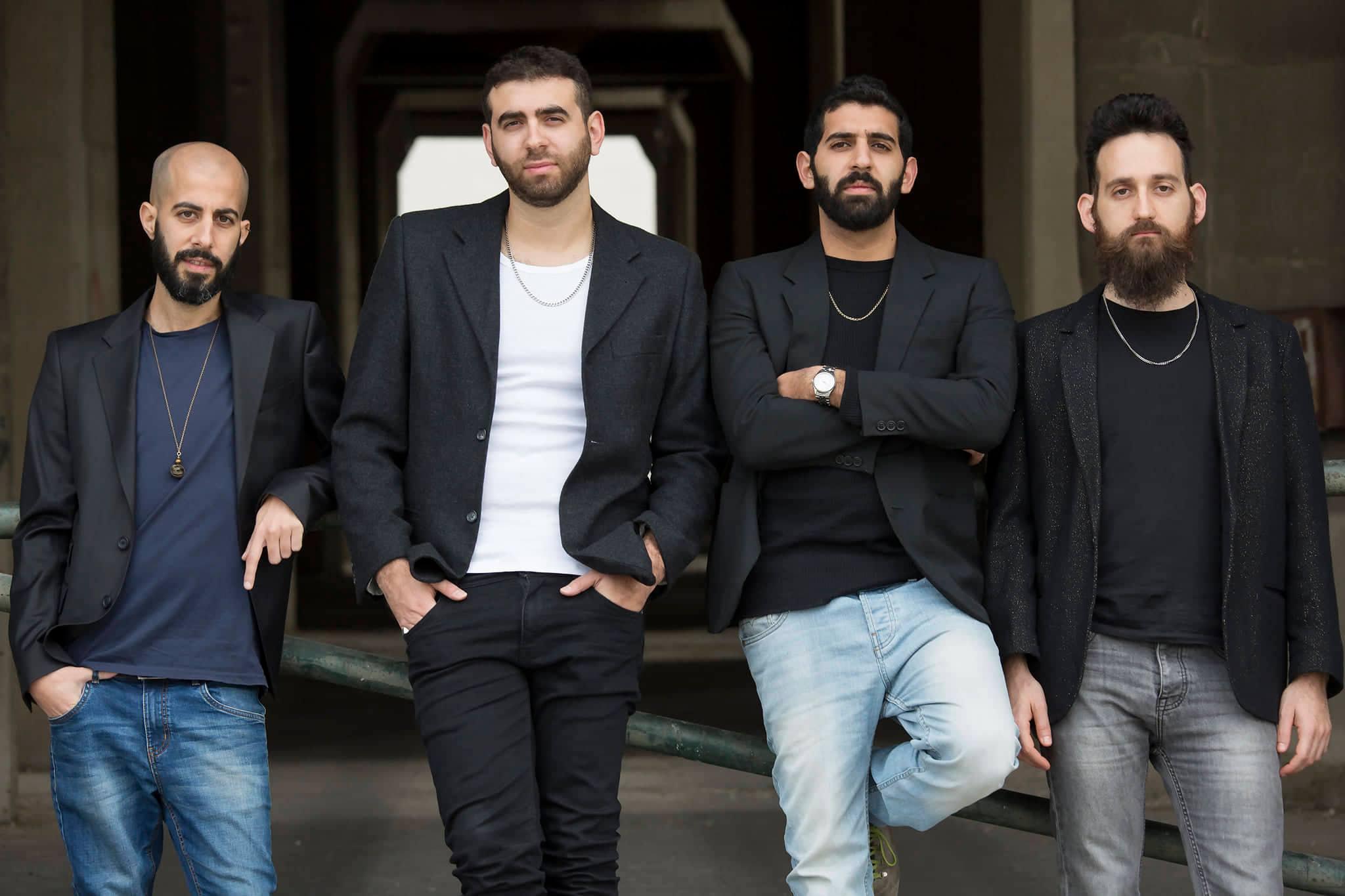 חיות במה /// ריאיון עם חברי להקת 'מפרשים' לכבוד צאת אלבומם הראשון