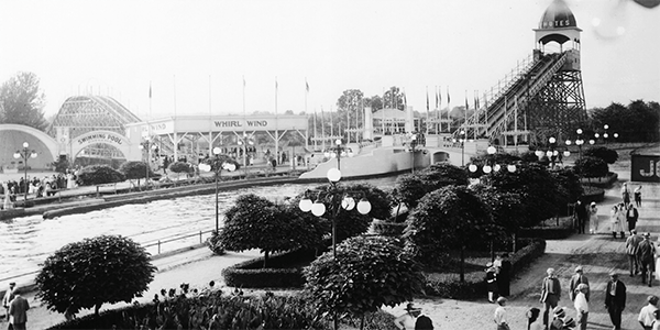 Early Entertainment in Columbus - Columbus Neighborhoods