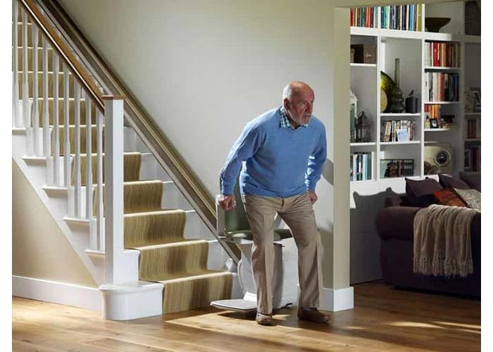 Home Stair Lifts In Columbus Local Showroom Installation | Stair Design For Seniors | World's | Contemporary | Steel | Unique | Indoor