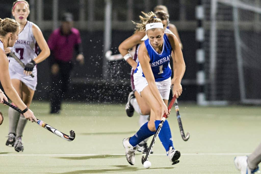 FHvsROAodac02 Field Hockey defeats Roanoke in the quarterfinals of the ODAC Tournament