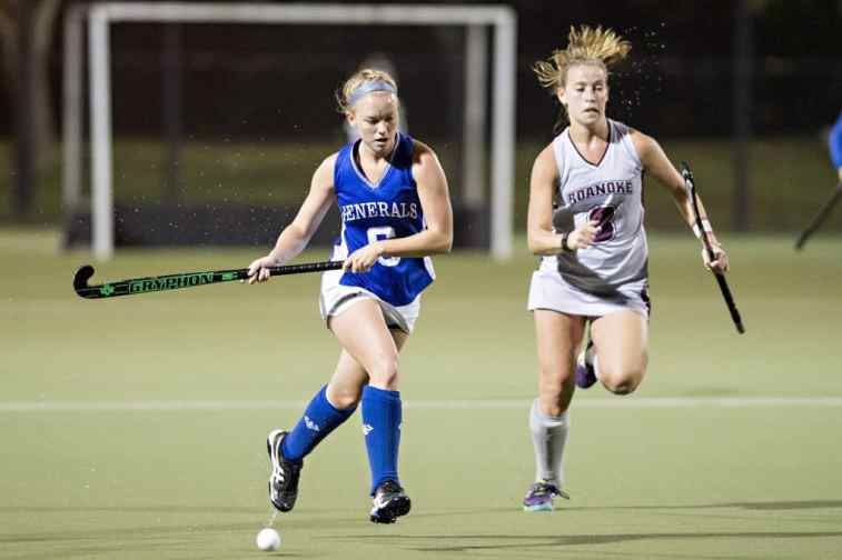 FHvsROAodac03 Field Hockey defeats Roanoke in the quarterfinals of the ODAC Tournament