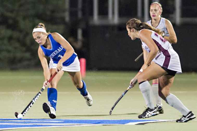 FHvsROAodac05 Field Hockey defeats Roanoke in the quarterfinals of the ODAC Tournament