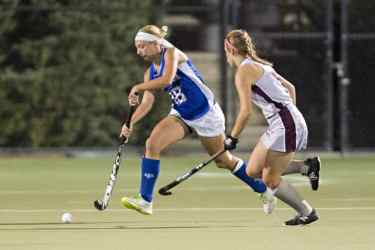 FHvsROAodac11 Field Hockey defeats Roanoke in the quarterfinals of the ODAC Tournament