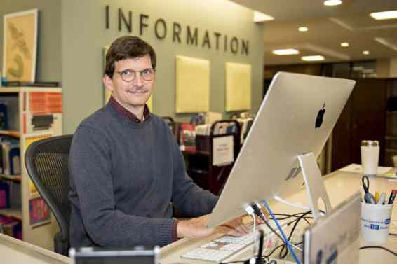 John White, ITS Help Desk