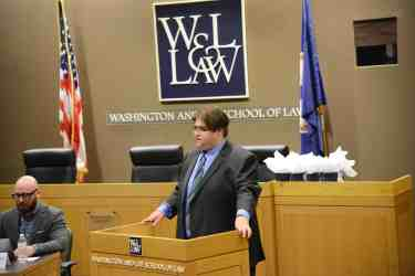 DSC_2844 Student Scholarship: Law Review Notes Colloquium