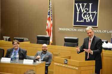 DSC_2846 Student Scholarship: Law Review Notes Colloquium
