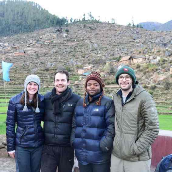 Chrisopher-Nepal John Christopher '09: High-Stakes Decisions During a Crisis