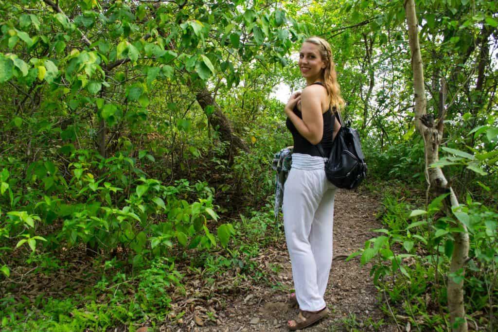 india-17 Creating Balance: Isabella Sparhawk '17