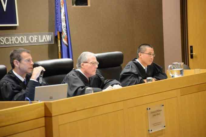Davis Competition Judges