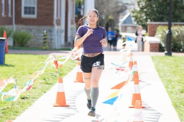 HR5k12 W&L Faculty and Staff Lace Up for First-Annual 5K