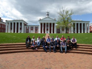 Group-photo-Colonnade Professor Blunch Attends DAEiNA Conference at Princeton University