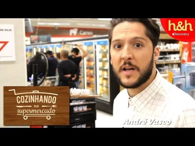 reality show Cozinhando no Supermercado
