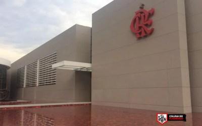Flamengo inaugura novo módulo de CT do Ninho do Urubu  confira galeria de  fotos exclusivas a51972f02e6e8