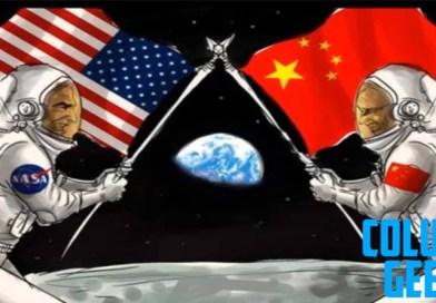 A corrida espacial foi uma guerra sem armas