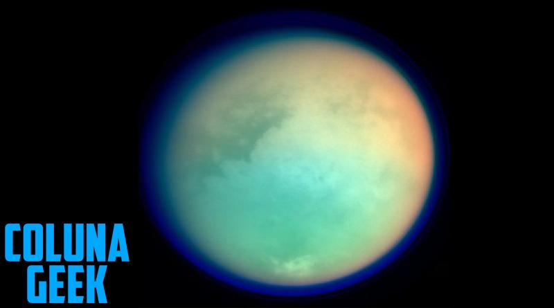 Titan a maior lua de Saturno