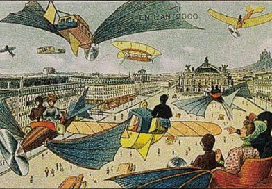 Como Imaginavam o Futuro a 100 anos atrás