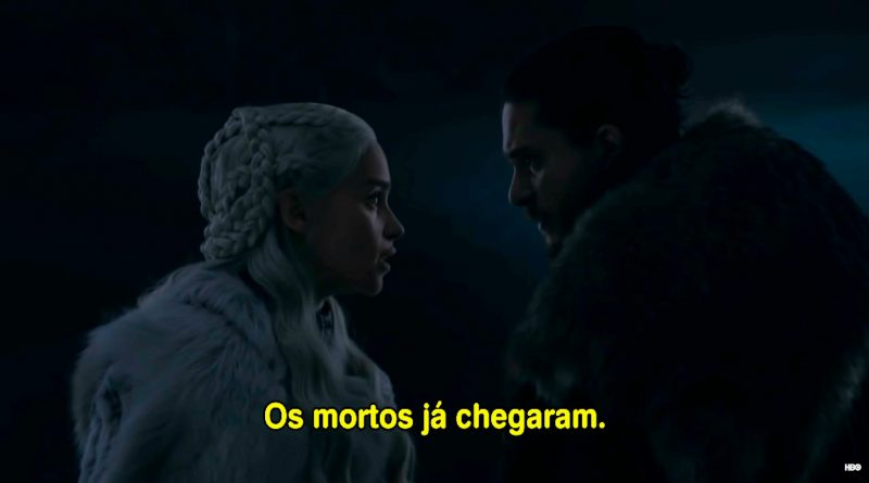 Game of Thrones S08E03 – Reclamar de quê?
