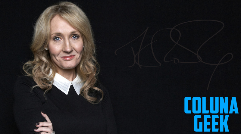 A magia de Joanne Kathleen Rowling