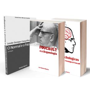 Promoção de 3 livros