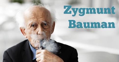 Zygmunt Bauman, sociólogo autor de Amor Líquido.