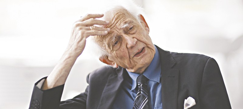 Zygmunt Bauman - Biografia