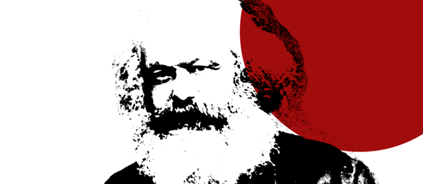 Karl Marx, autor de A Ideologia Alemã.