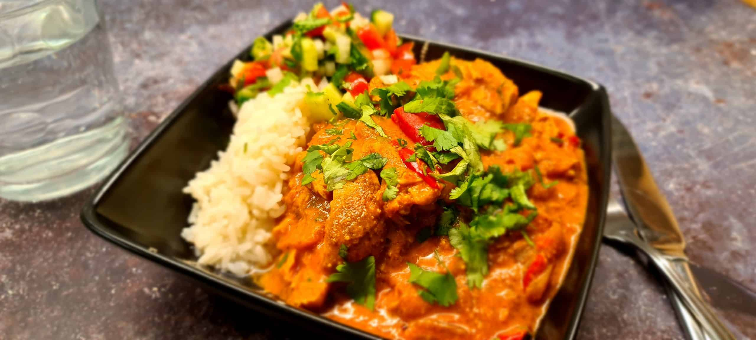 You are currently viewing Healthy Chicken Tikka Masala