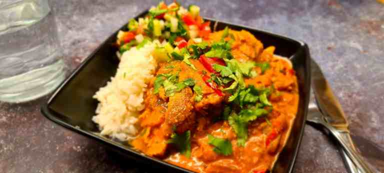 Read more about the article Healthy Chicken Tikka Masala