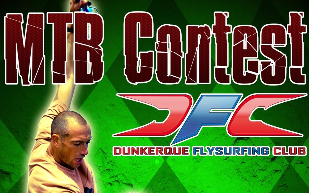 Affiche MTB Contest 2012