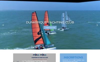 Site internet du DYC