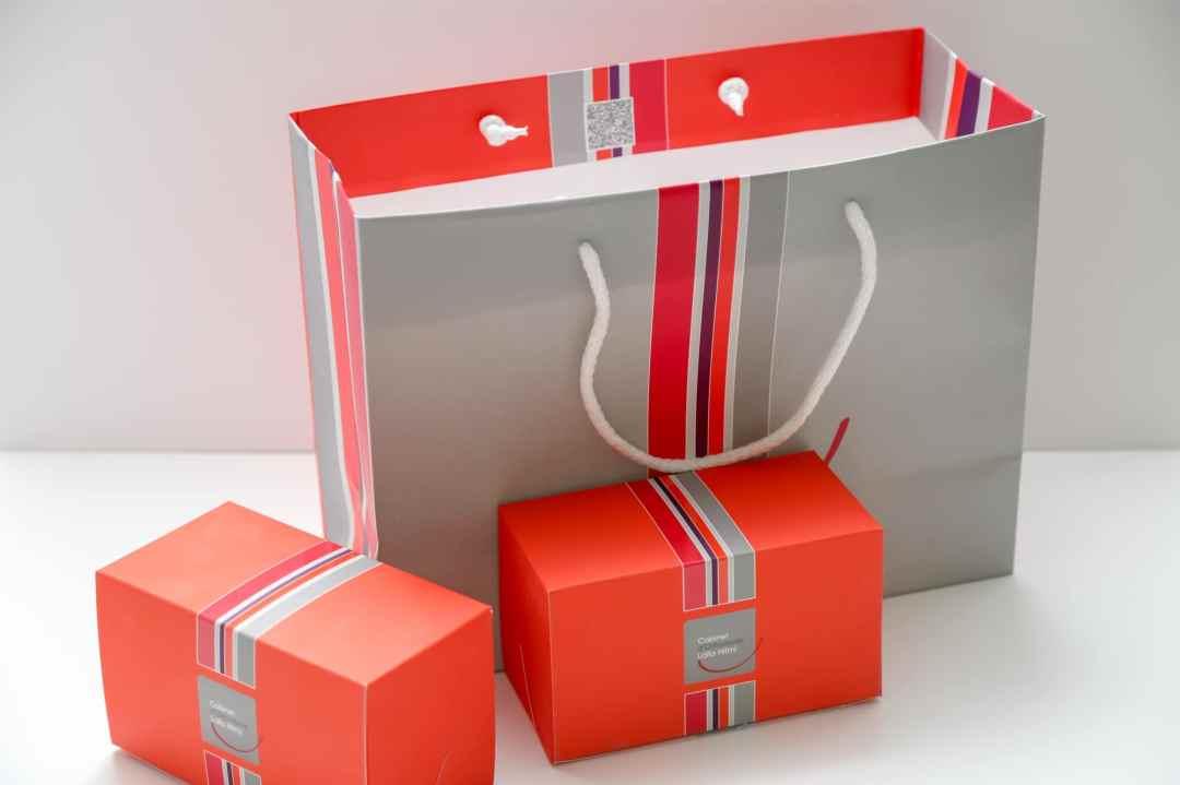 Création packaging emballage produit  par Com' Empreintes