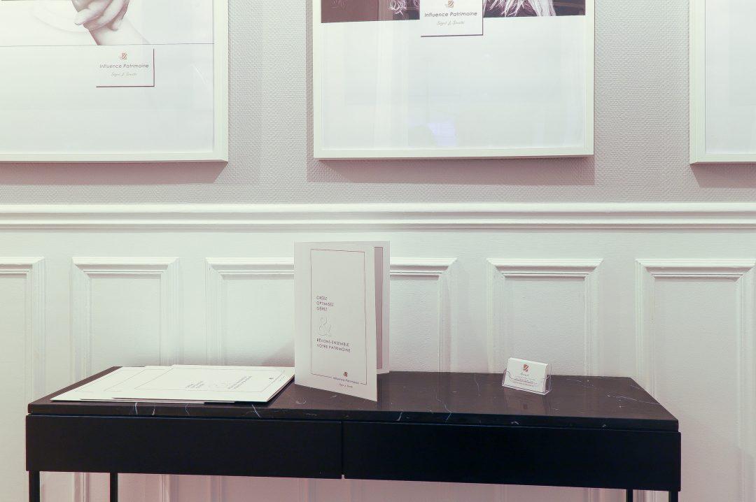 communication globale ; print + web+signalétique