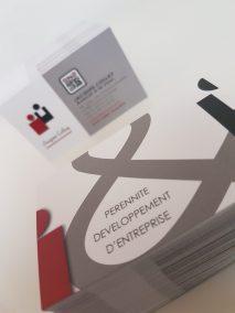création carte de visite pour avocat - professions libérales