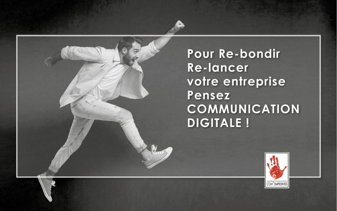 la communication digitale au service de la relance
