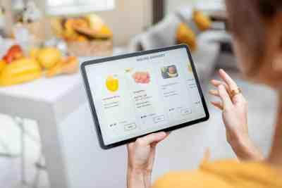click and collect - commerce de proximite alimentation - par com-empreintes