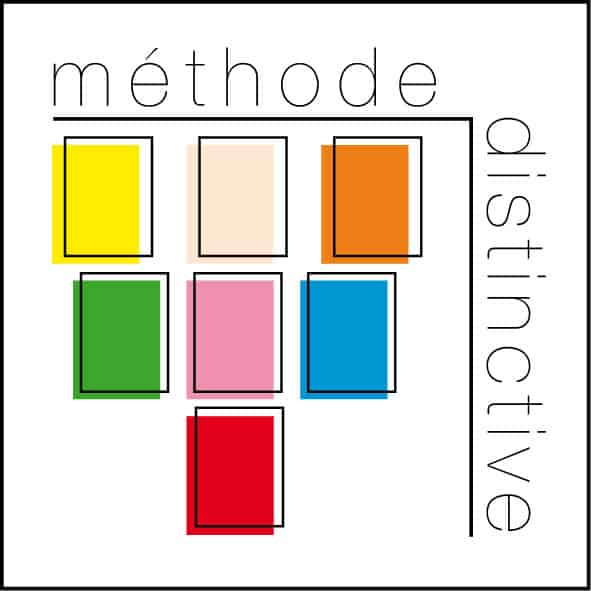 méthode distinctive logo