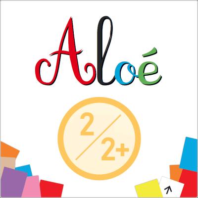 aloe 2 et 2+ logo