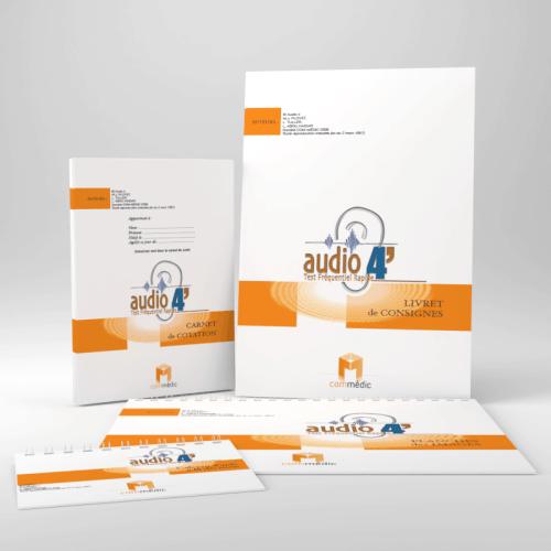 AUDIO4 - dépistage des troubles de l'audition chez l'enfant de 4 ans - contenu de l'outil