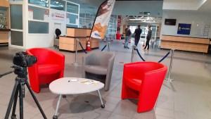 Tournage - Vidéo - aeroport de lannion - reference drone