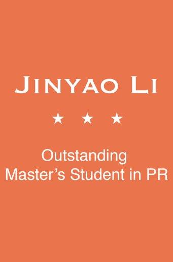 Outstanding Graduate Student