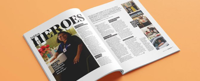 Distraction was one of nine, four-year college-university feature magazines to receive the Pacemaker honors for a printed magazine and one of three online websites honored by ACP.