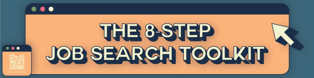 8-Step Job Search Toolkit Banner