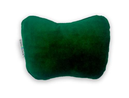 Aksamit ciemno-zielony
