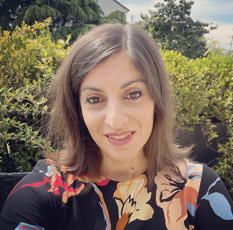 Gayanè Khodaveerdi