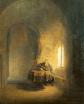 «Filósofo leyendo» (1631), de Rembrandt.