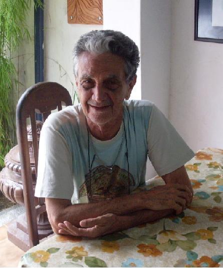Rodrigo Veloso: Secretário de Cultura de Santo Amaro