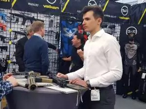 Mr Menet, Owner and CEO of GATE Electronics Europe
