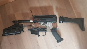 CZ Scorpion A3 technic