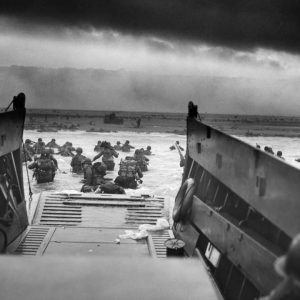 D-Day, Omaha Beach, Fox Green, US 1st infantry Division, 16th Infantry Into_the_Jaws_of_Death